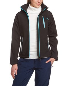 Black Canyon Damen Softshelljacke
